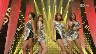 Download HD | LIVE 130714 Sistar - Gone not around any longer + Give it to me @ SBS Inkigayo MP3 song and Music Video