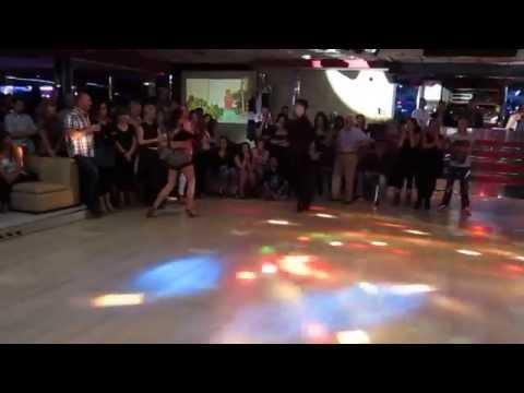 1 BERNARDINI DANCE ACADEMY    REBECCA e LORENZO alla DISCOTECA ANCORA MIAMI