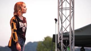 FourFiveSeconds - Bridgit Mendler (Rihanna,Kanye West,Paul McCartney cover) Sonoma County Fair 2015