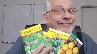 Why Am I Green - Seed Talk - MIgardner, Baker Creek, Zellajake & Wish.com