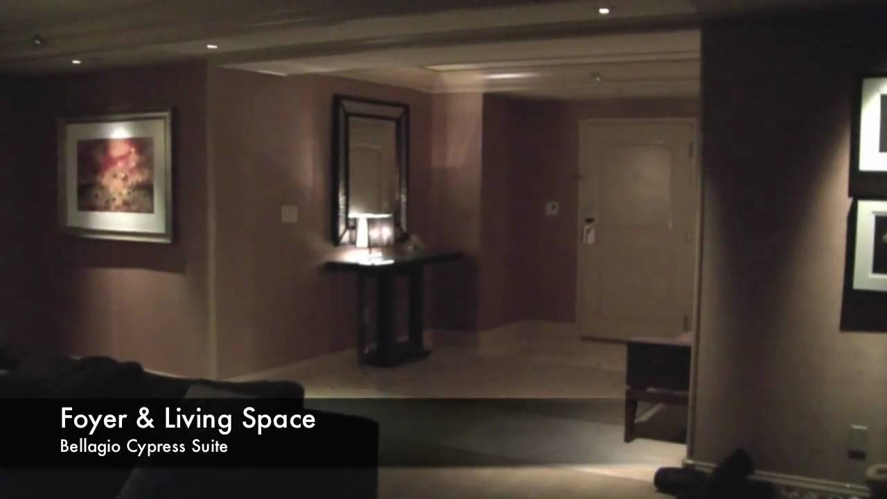 Bellagio Hotel Suite Hd Youtube