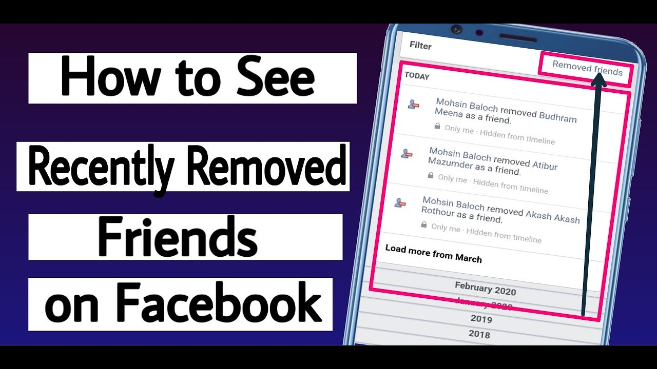 How to stop fake friend requests on facebook