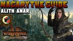 Nagarythe Guide: Alith Anar - First 20 Turns & High Elf Elf Campaign   Total War: Warhammer 2