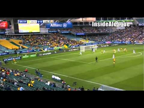 Australia vs Costa Rica - International Friendly - Goals/Highlights