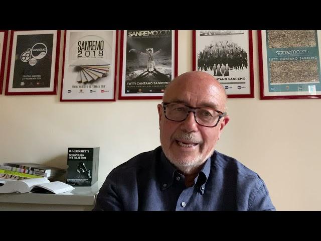Walter Vacchino - Esercente Teatro Ariston di Sanremo