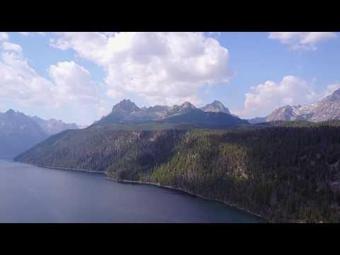 Mavic Pro | Redfish Lake, Idaho