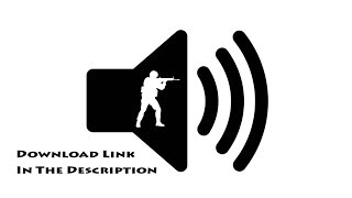 Enemy Spotted Sound Effect (Counter Strike Radio Commands)