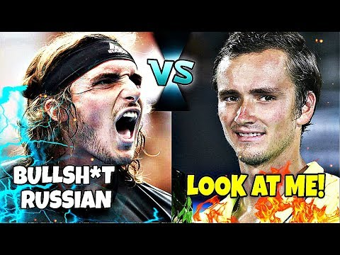 The Day When Tsitsipas Insulted Medvedev: Aftermath