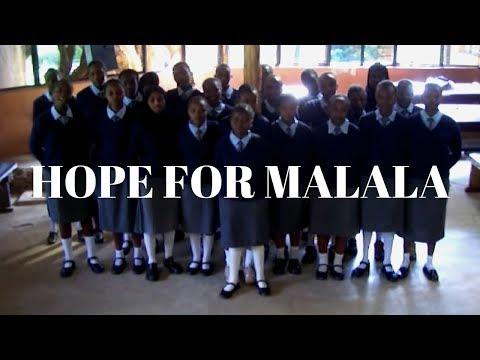 """""""Hope For Malala"""" (a song of solidarity for Malala Yousafzai)"""