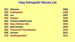 vijay sethupathi movies list
