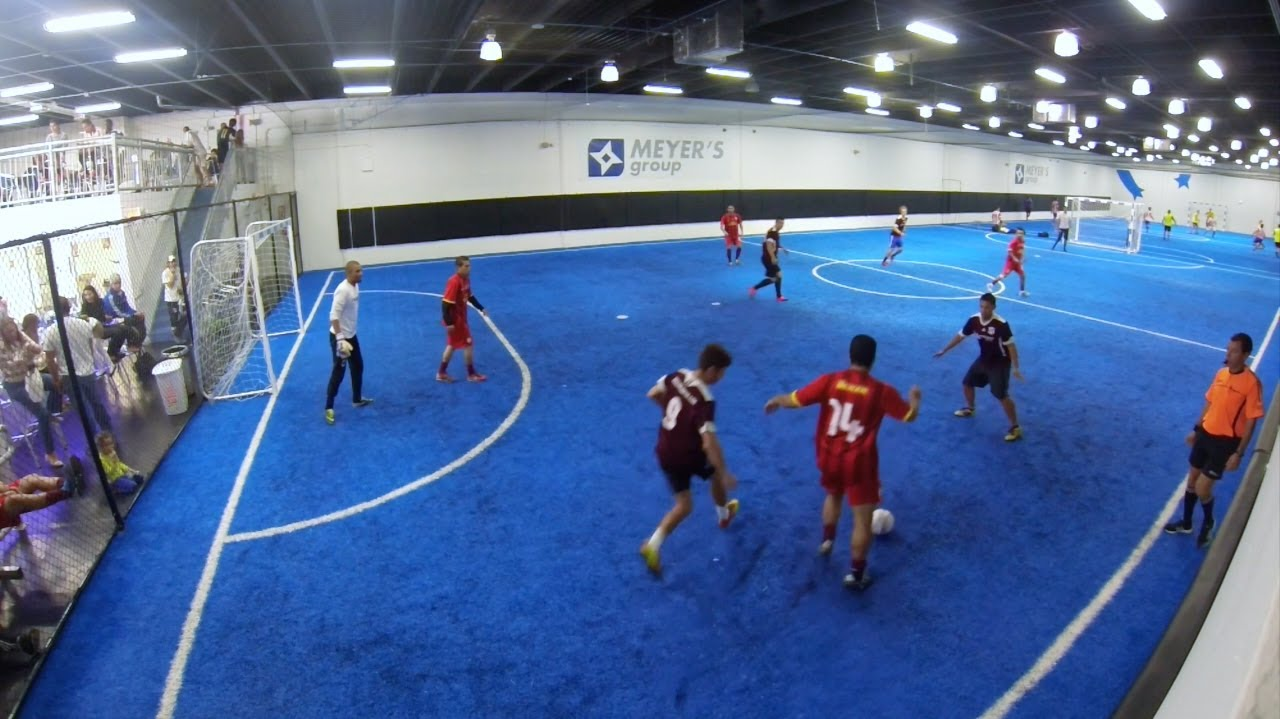 Indoor Soccer Doral - La Caimanera Soccer Fields - YouTube 815f8c08a17dc