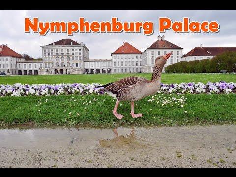 [เที่ยวยุโรป] Travel Nymphenburg Palace, Munich, Germany : Germany Travel Vlog Ep58