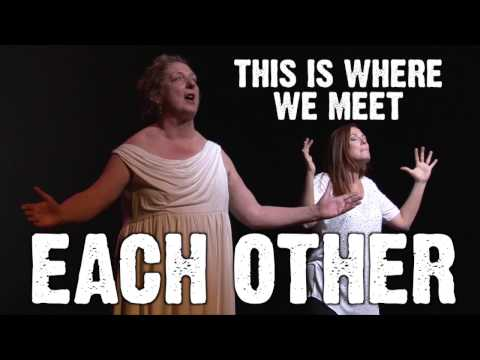 This is where we meet each other   2016 at the National Theatre of Scotland