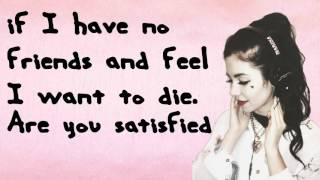 Marina and the Diamonds - Are you Satisfied? [lyrics]