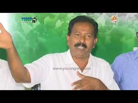 Guntur YSRCP Leaders fire on TDP over Blaming party in local disputes