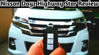 Nissan Dayz Highway Star Full Option Review: Price Specs & Features - Better Than Any Other 660cc!!!