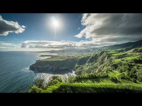Azores - scenery, nature in 4K
