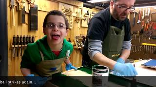 Twl 6 - Woodworkers Fighting Cancer 2014 Toy Chest