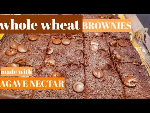 brownies agave