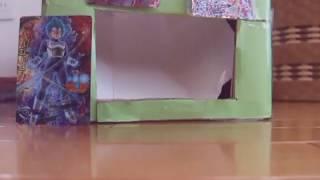 ドラゴンボールヒーローズ自作カードガチャ2