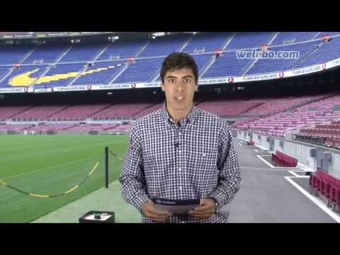INFO BARÇA. Top 3 Barça News (February 26) / www.weloba.com