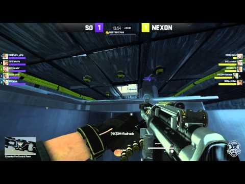 Showmatch: Nexon vs. Splash Damage
