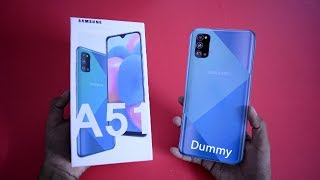 Samsung A51 Unboxing