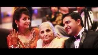 The Real Life - 2 States #Srinivas Weds Udita - Wedding Trailer