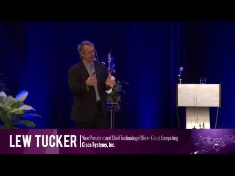 Lew Tucker, CTO, Cisco Systems // IEEE GLOBECOM'13 Keynote Address