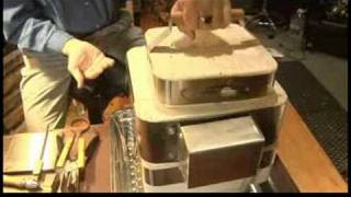 Glass Bead Making: Flamework for Beginners : Glass Bead-Making: Using Kiln to Cool Beads