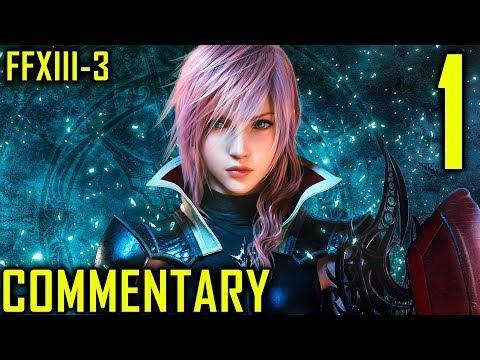 Lightning Returns: Final Fantasy XIII-3 Walkthrough Part 1 - Lightning The Saviour
