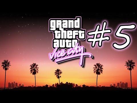 ЗАПИСЬ СТРИМА ► Grand Theft Auto: Vice City #5