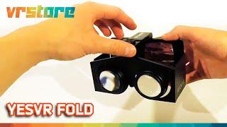 Обзор мобильных VR очков YesVR Fold