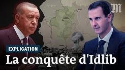 Pourquoi la conquête d'Idlib est-elle si importante dans le conflit syrien