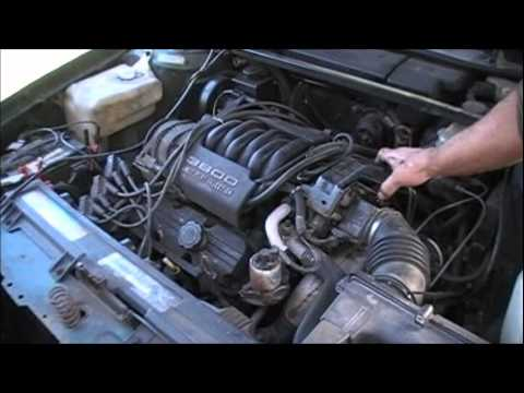 Runs Bad 1995 Buick Lesabre help me Guys - YouTube