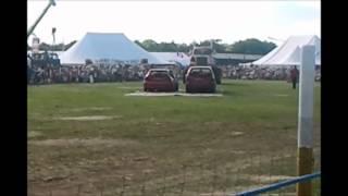 Monster Trucks Barleylands 2012