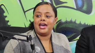 "Community Corner - NAACP President Sadiqa Sakin ""no one deserves to be bullied."" (Snippet)"