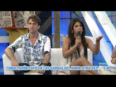 Karen Dejo y Sandra Arana tuvieron una tensa discusi�n en vivo