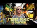 Tasty Street Food in Taiwan