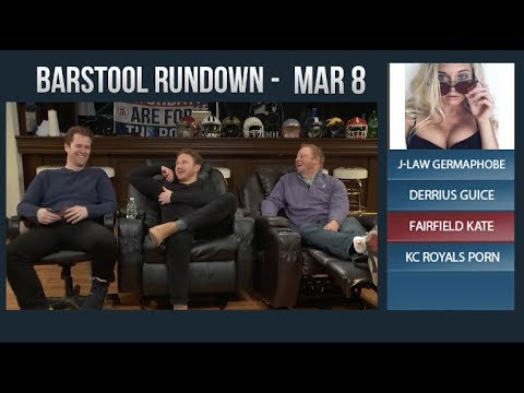Barstool Rundown - March 8, 2018