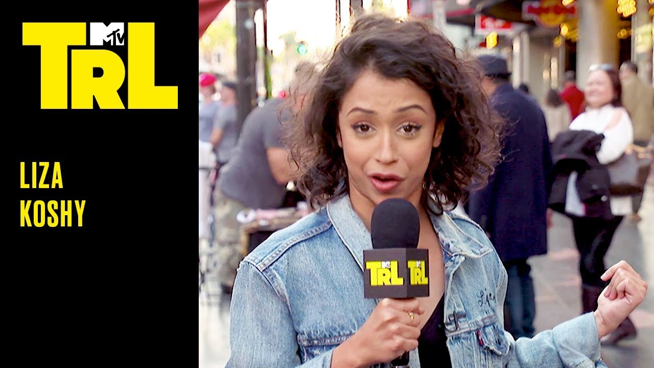 Liza koshy finds out wtf 39 zaddy 39 means trl weekdays at 4pm youtube - Liza koshy the giving key ...
