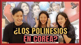 REACCIÓN A YOUTUBERS LATINOS EN COREA (Los Polinesios, Mariale...) [Coreanas Latinas]