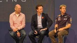 Red Bull Racing - Full Press Conference