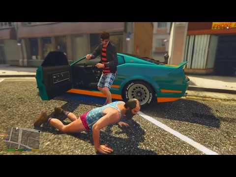 GTA V PS4 - FALECEU