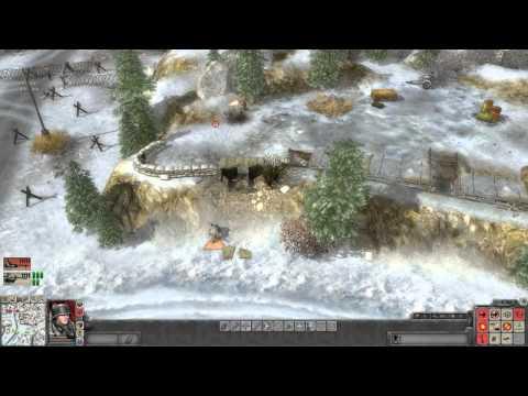 Faces of War - German campaign walkthrough - Mission 9 - Dinant 1/6 [HD] |