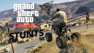 ILLUMINATI(Dansk) GTA 5 STUNTS OG FAILS 3, NINOS