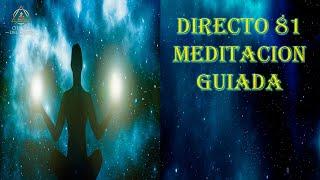DIRECTO 82 - MEDITACIÓN GUIADA - ELIMINAR EL ESTRES
