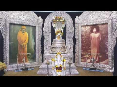 Prasanthi Mandir Bhajans (Evening - 2016.10.26)