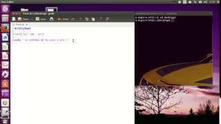 4 - les tabelaux langage Script Bash linux