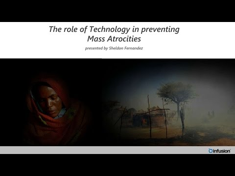 The Role Of Technology In Preventing Mass Atrocities